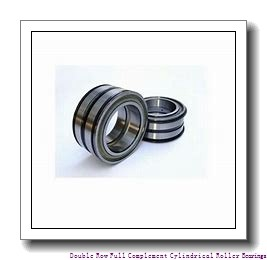 400 mm x 500 mm x 100 mm  skf NNCF 4880 CV Double row full complement cylindrical roller bearings