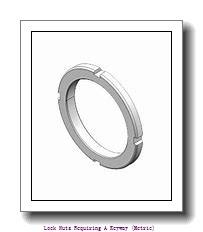 skf HME 30/600 Lock nuts requiring a keyway (metric)