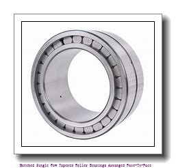 skf 33018/DF Matched Single row tapered roller bearings arranged face-to-face