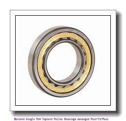 skf 32213/DF Matched Single row tapered roller bearings arranged face-to-face