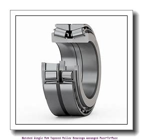 skf 30312/DF Matched Single row tapered roller bearings arranged face-to-face