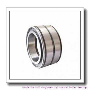 75 mm x 115 mm x 54 mm  skf NNCF 5015 CV Double row full complement cylindrical roller bearings