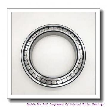 180 mm x 280 mm x 136 mm  skf NNCF 5036 CV Double row full complement cylindrical roller bearings