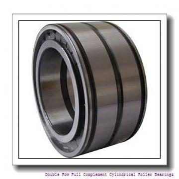 360 mm x 540 mm x 243 mm  skf NNCF 5072 CV Double row full complement cylindrical roller bearings