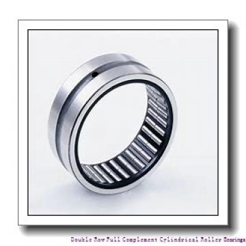 360 mm x 480 mm x 118 mm  skf NNCF 4972 CV Double row full complement cylindrical roller bearings