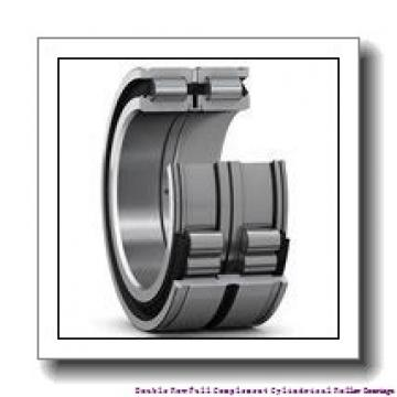 90 mm x 125 mm x 35 mm  skf NNCF 4918 CV Double row full complement cylindrical roller bearings