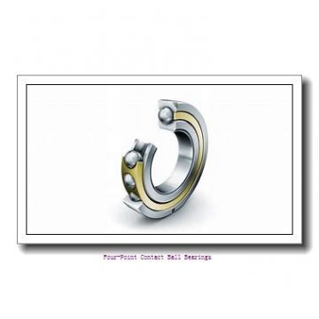 75 mm x 160 mm x 37 mm  skf QJ 315 N2MA four-point contact ball bearings