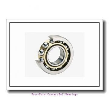 110 mm x 170 mm x 28 mm  skf QJ 1022 N2MA/C4 four-point contact ball bearings