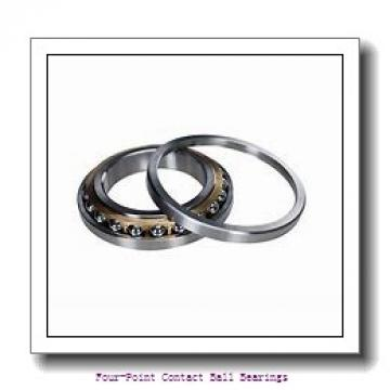 200 mm x 310 mm x 51 mm  skf QJ 1040 N2MA four-point contact ball bearings