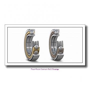 45 mm x 100 mm x 25 mm  skf QJ 309 MA four-point contact ball bearings