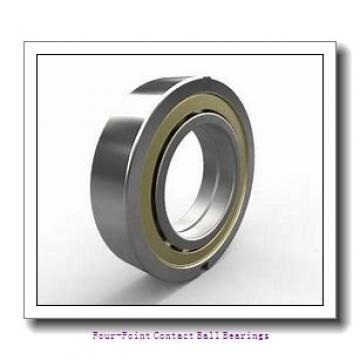 55 mm x 100 mm x 21 mm  skf QJ 211 N2MA four-point contact ball bearings