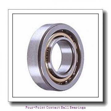 35 mm x 80 mm x 21 mm  skf QJ 307 MA four-point contact ball bearings