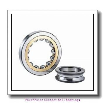 90 mm x 190 mm x 43 mm  skf QJ 318 N2MA four-point contact ball bearings