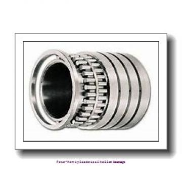 862.98 mm x 1219.302 mm x 876.3 mm  skf 312966 D Four-row cylindrical roller bearings