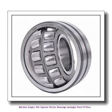 skf 30212/DF Matched Single row tapered roller bearings arranged face-to-face