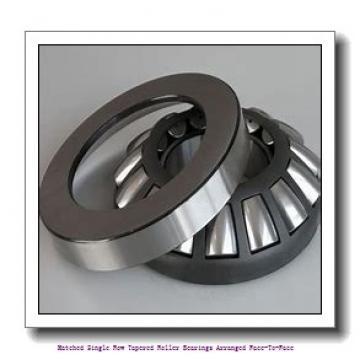 skf 33215/DF Matched Single row tapered roller bearings arranged face-to-face