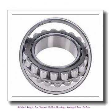 skf 33011/DF Matched Single row tapered roller bearings arranged face-to-face