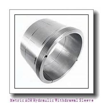 timken AOH3264G Metric AOH Hydraulic Withdrawal Sleeve