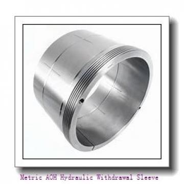 timken AOH3976 Metric AOH Hydraulic Withdrawal Sleeve