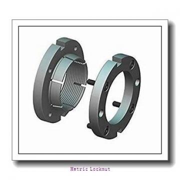 timken HM31/500 Metric Locknut