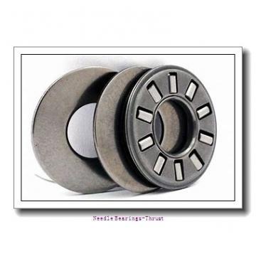 NPB AXK-5578 Needle Bearings-Thrust