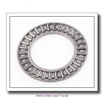 NPB TRA-3648 Needle Bearings-Thrust