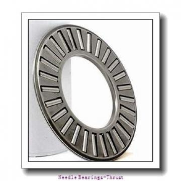 NPB FTRA-75100 Needle Bearings-Thrust