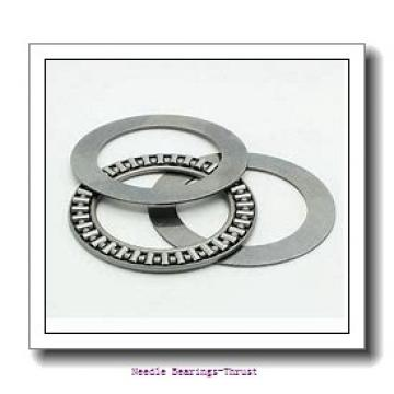 NPB NTA-3244 Needle Bearings-Thrust