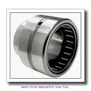 NTN NK16/16R+1R12X16X16 Needle roller bearing-with inner ring