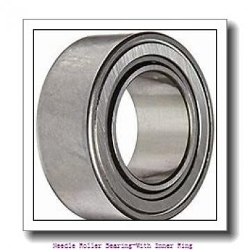 22 mm x 39 mm x 17 mm  NTN NA49/22R Needle roller bearing-with inner ring