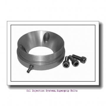 skf OKBS 63 Oil injection systems,Supergrip bolts