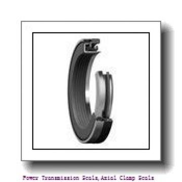 skf 525035 Power transmission seals,Axial clamp seals