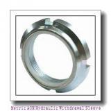 timken AOH31/850 Metric AOH Hydraulic Withdrawal Sleeve