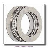 NPB TRA-2840 Needle Bearings-Thrust